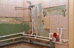 Замена старых труб в квартире, коттедже, на доче, доме, складе, помещении или офисе в городе Ижевск